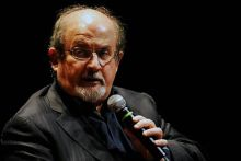 Rushdie was put under police protection