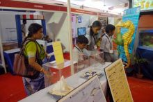Day 1 of Chennai Science Festival