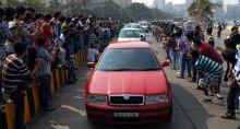 Super Car Show in Mumbai