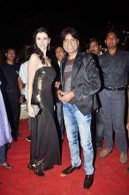 Raju Shrivastav and Claudia Ciesla