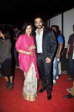 Mandira Bedi and Aashish Chaudhary
