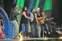 Shankar, Ehsaan, Loy and Farhan Akhtar