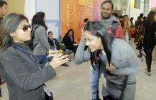 Moments captured at Jaipur Literature Festival 2012.