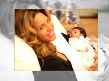 First look: Beyonce baby pics