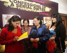 Kalli Purie, Suman Sarawgi, Lovey Burman and Shubhika Dudhoria