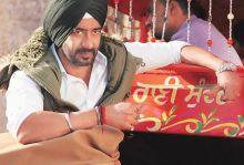 Ajay Degn in Son of Sardar