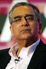 India Today Editor-in-Chief Aroon Purie