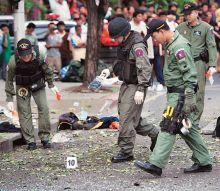 Bangkok blasts investigation
