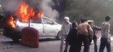 Israeli embassy car attack investigation