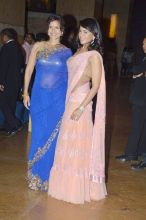 Sameera Reddy and Sushma Reddy