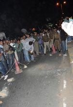 Grenade blast spot in Guwahati