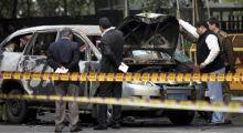 Blast in Israeli embassy car