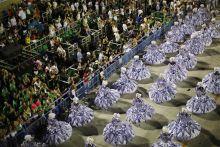 Rio de Janeiro's Carnival parade