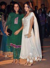 Shazahn Padamsee and Sharon Prabhakar