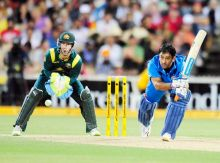 India captain M.S. Dhoni