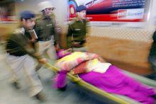 Massive mock drill for quake preparedness in Delhi