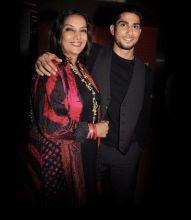 Shabana Azmi and Prateik Babbar