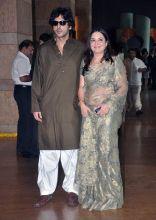 Zayed Khan and Mallaika Parekh