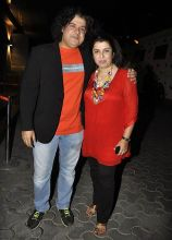 Sajid Khan and Farah Khan