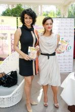 Gul Panag with Kalli Purie