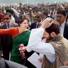 Rahul Gandhi, Priyanka Gandhi