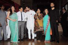 Saifeena, Aamir Khan, Kiran Rao, Imran Khan and Avantika