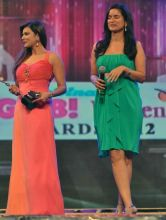 Aashka Goradia and Sushma Reddy