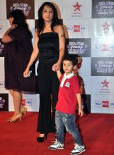 Madhurima and Nevaan