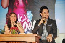 Kareena Kapoor and Imran Khan in Ek Main Aur Ekk Tu