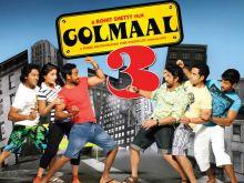 Golmaal 3 poster