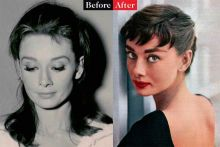 Famous hairstyles