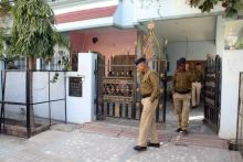 Lokayukta police conducted raids