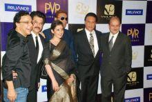 Anil Kapoor, Manisha Koirala, Danny Denzogpa, Jackie Shroff, Anupam Kher and Vidhu Vinod Chopra.