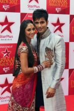 Karan Tacker and Krystal D'Souza