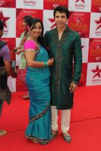 Shruti Ulfat and Sooraj Thapar