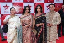 Cast and crew of Sajda Tere Pyaar Mein
