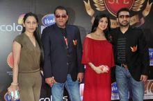 Shilpa Shett, Raj Kundra, Sanjay Dutt, Maanayata Dutt,
