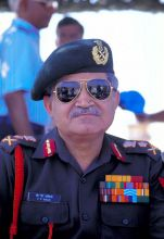 Former army chief General V.P. Malik