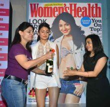 Anushka Sharma, Sanghamitra Chakraborty and Leena Mogre