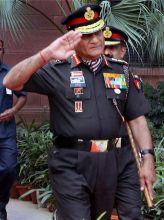 Army Chief General V.K. Singh
