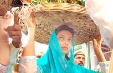 Deepika Padukone at the Ajmer Sharif shrine