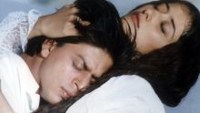 A still from Dil Se..