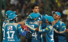Sourav Ganguly and team-mates