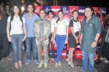 Akshay Kumar, Sajid Khan, Asin Thottumkal, Zarine Khan, Shazahn Padamsee and Chunky Pandey