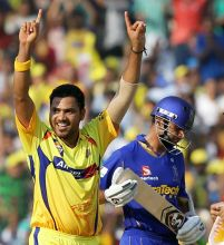 Shadab Jakati and Rahul Dravid