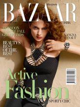 Kangna Ranaut on Harper's Bazaar