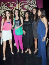 Suzanne Roshan, Mehr Rampal, Anu Dewan and Madhu Sapre