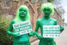PETA activists