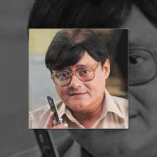 Saswata Chatterjee as Bob Biswas in Kahaani