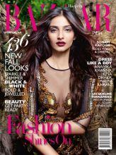 Sonam Kapoor on Harper's Bazaar